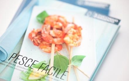 """I nuovi """"Cucchiai"""" in libreria: Pesce Facile e Pasta di Festa"""