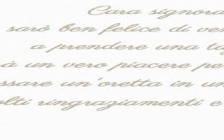 Galateo | Rimandare, accettare e rifiutare...