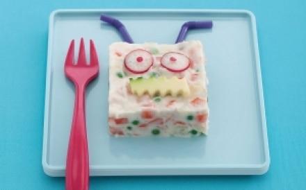 Le ricette per bambini del Cucchiaio d'Argento