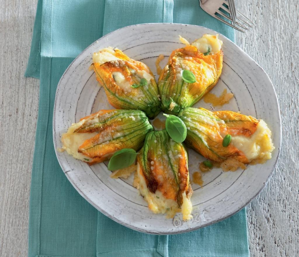 Cucina vegetariana verdure ripiene saut e al forno - Cucina vegetariana ricette ...
