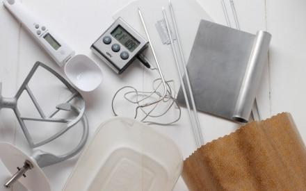 L'attrezzatura per realizzare il panettone in casa