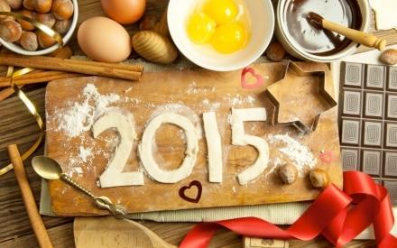 Le 25 ricette più cucinate nel 2015
