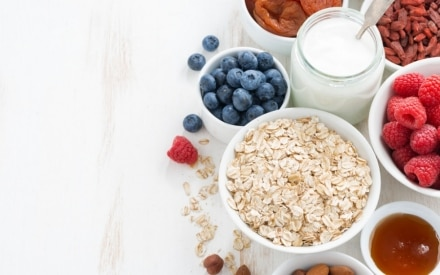 5 preziosi alimenti per la colazione dello sciatore