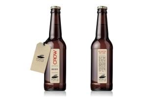 Crow: la birra al mais Corvino