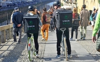 UberEATS: parte a Milano il servizio di food...