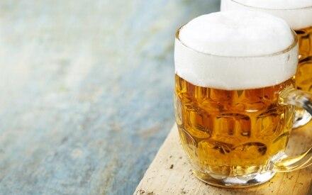 Momenti di birra gastronomica