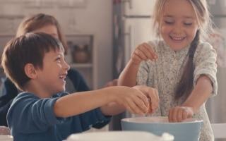 Paneangeli ricette e idee per stare insieme cucchiaio d - Cucinare con i bambini ...