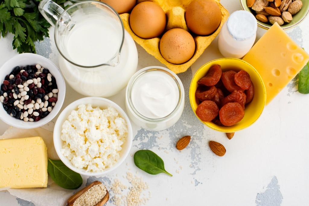 Cucina e sport in menopausa