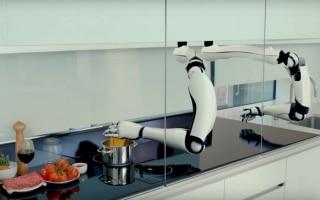 E se lo chef in cucina fosse un robot?