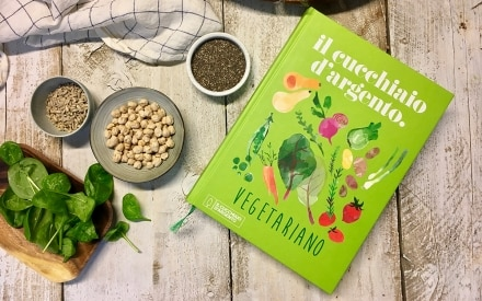Il Cucchiaio d'Argento Vegetariano: tante ricette in chiave green