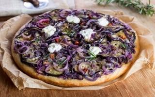 10 ricette viola: il menu di tendenza è...