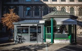 Ecco Exit, la gastronomia urbana che nasce...