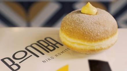 Ecco Bomba, il bombolone dolce o salato che abbiamo provato a Milano