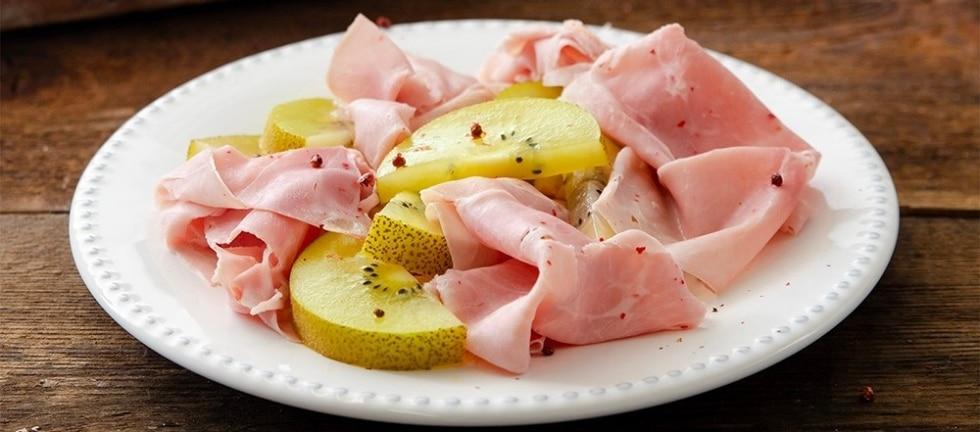 8 idee di antipasti facili e veloci con la frutta perfetti per l'estate