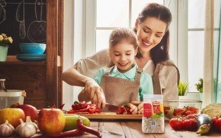 Piatti buoni sani e veloci per i vostri bambini in soli 10 minuti!