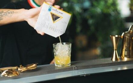 Abbiamo provato i cocktail in bustina con le dritte di Bruno Vanzan