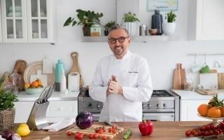 La ricetta di Bruno Barbieri per il pranzo...