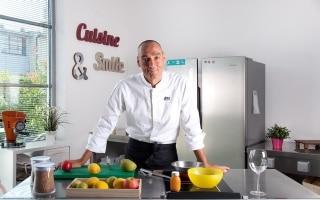 La ricetta di Simone Salvini per il pranzo...