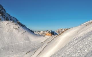 5 nuovi rifugi di alta montagna da non perdere
