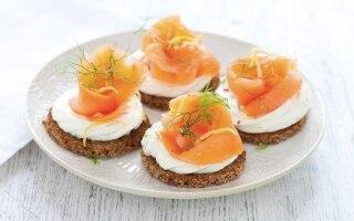 25 ricette con il salmone perfette per le...