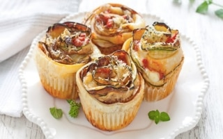 25 ricette dolci e salate a forma...