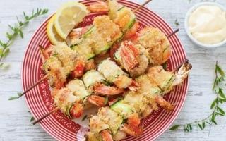 Spiedini! 20 ricette facili per aperitivi e...