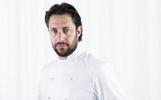 Lo chef Luigi Taglienti vince il premio Best...