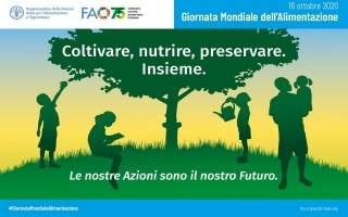 Giornata Mondiale dell'Alimentazione: verso...