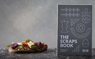 Ikea e quel che resta del cibo: un libro di ricette contro lo spreco alimentare