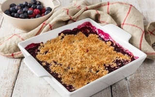 Le migliori 45 ricette di dolci con i frutti...