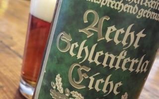 Aecht Schlenkerla Eiche, Brauerei Heller