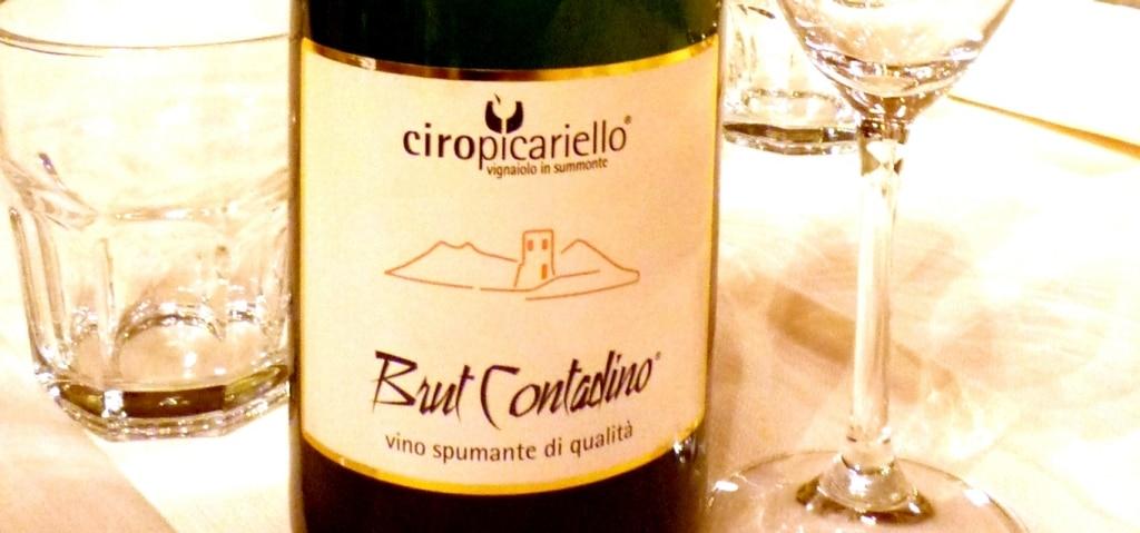 VSDQ Brut Contadino – Ciro Picariello NM
