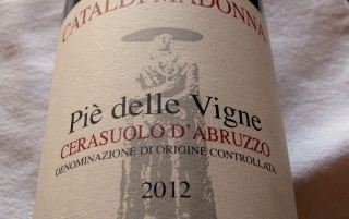 DOC Cerasuolo d'Abruzzo Pié delle Vigne -...