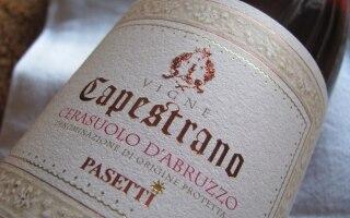 DOC Cerasuolo d'Abruzzo Vigne Capestrano -...