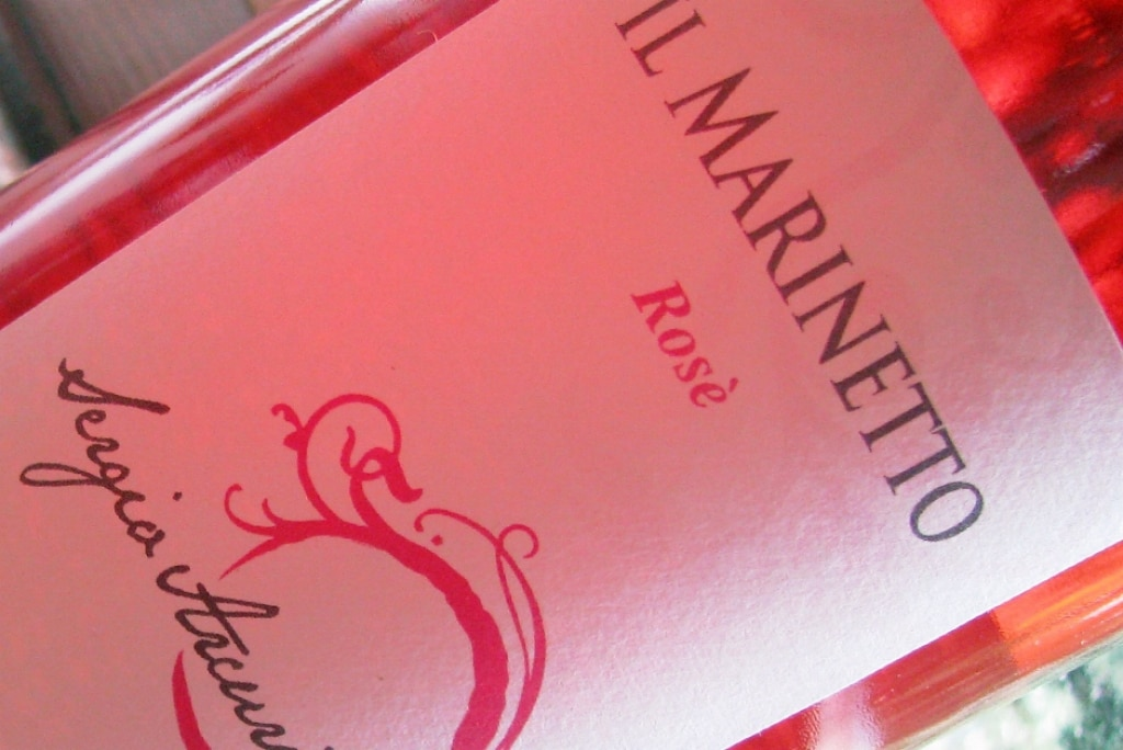 IGP Calabria Rosé Il Marinetto - Sergio Arcuri 2012