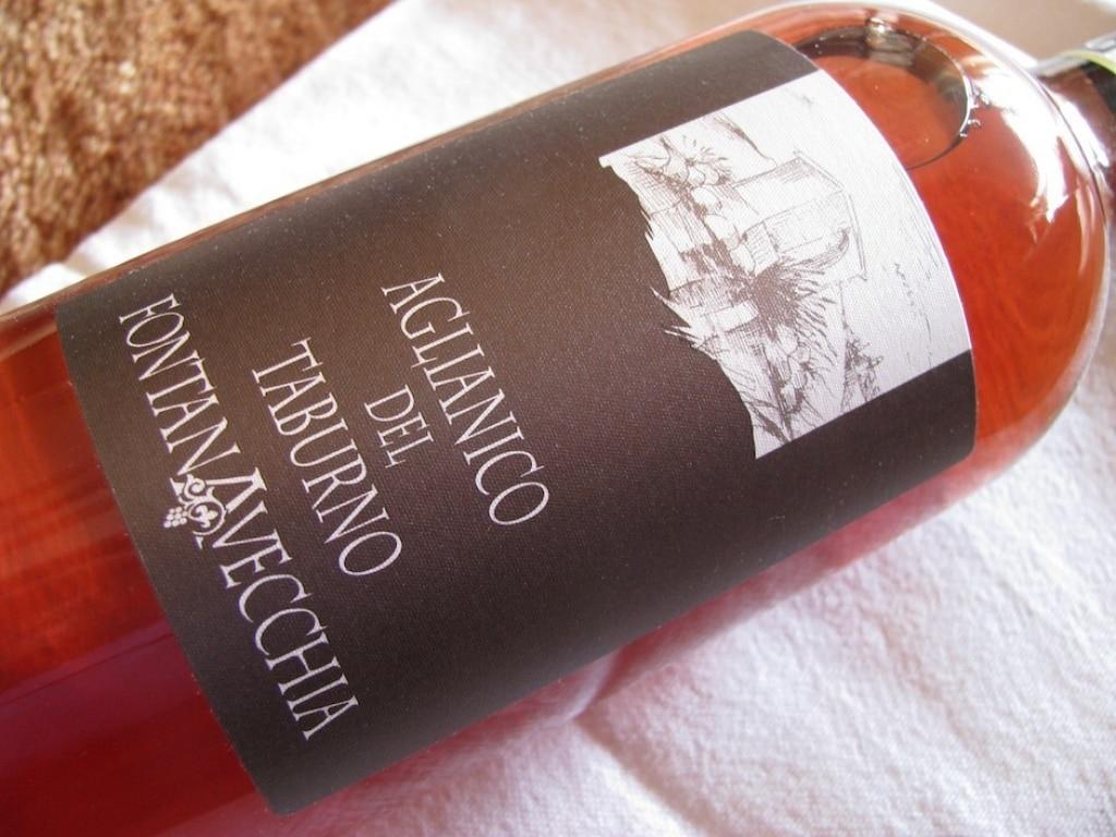 DOCG Aglianico del Taburno Rosato - Fontanavecchia 2012
