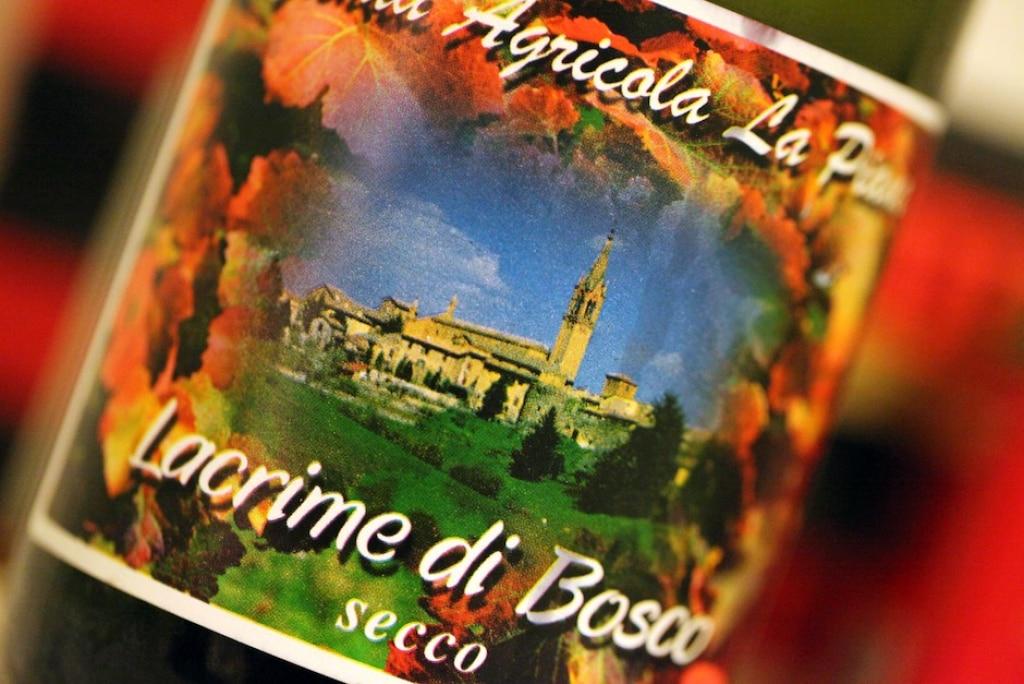 DOP Lambrusco Grasparossa di Castelvetro