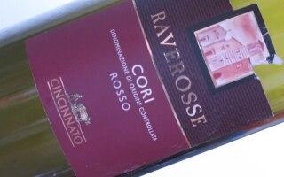 DOC Cori Rosso Raverosse - Cincinnato 2008...