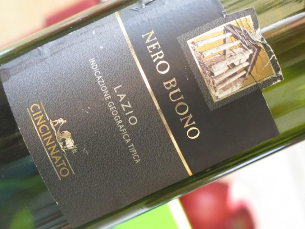 IGT Lazio Rosso Nero Buono - Cincinnato 2008