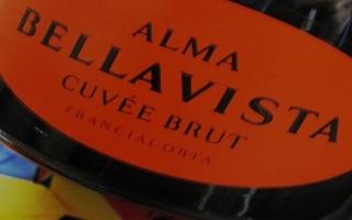 DOCG Franciacorta Alma Cuvée Brut -...