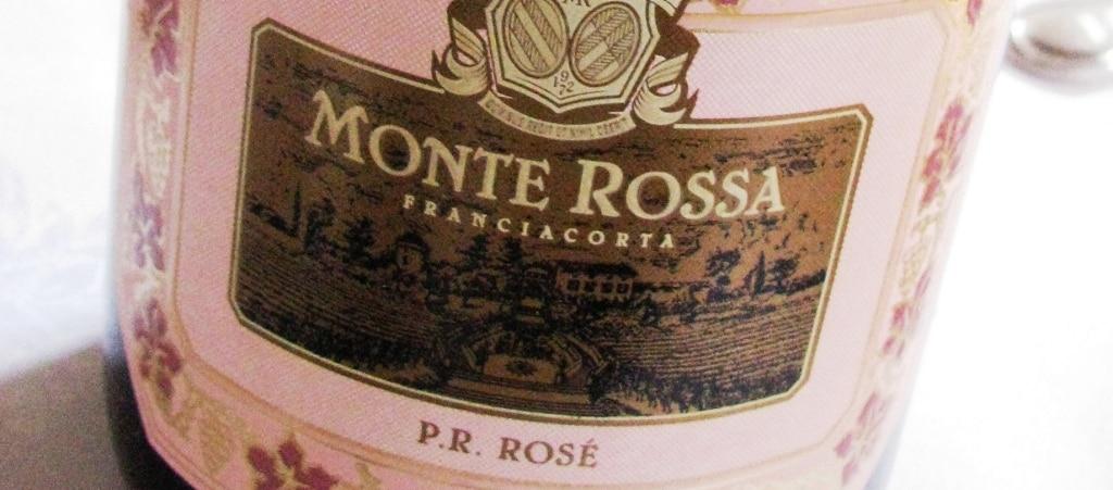DOCG Franciacorta Brut Rosé P.R. Rosé - Monte Rossa