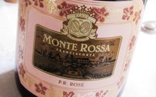DOCG Franciacorta Brut Rosé P.R. Rosé -...