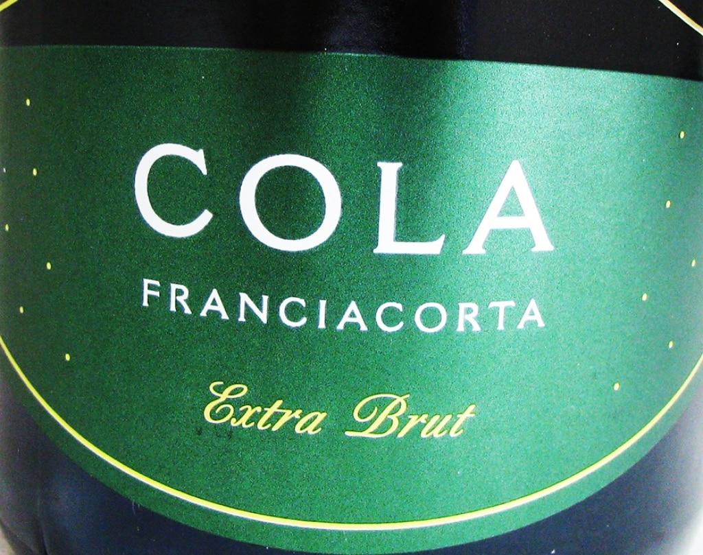 DOCG Franciacorta Extra Brut - Cola Battista