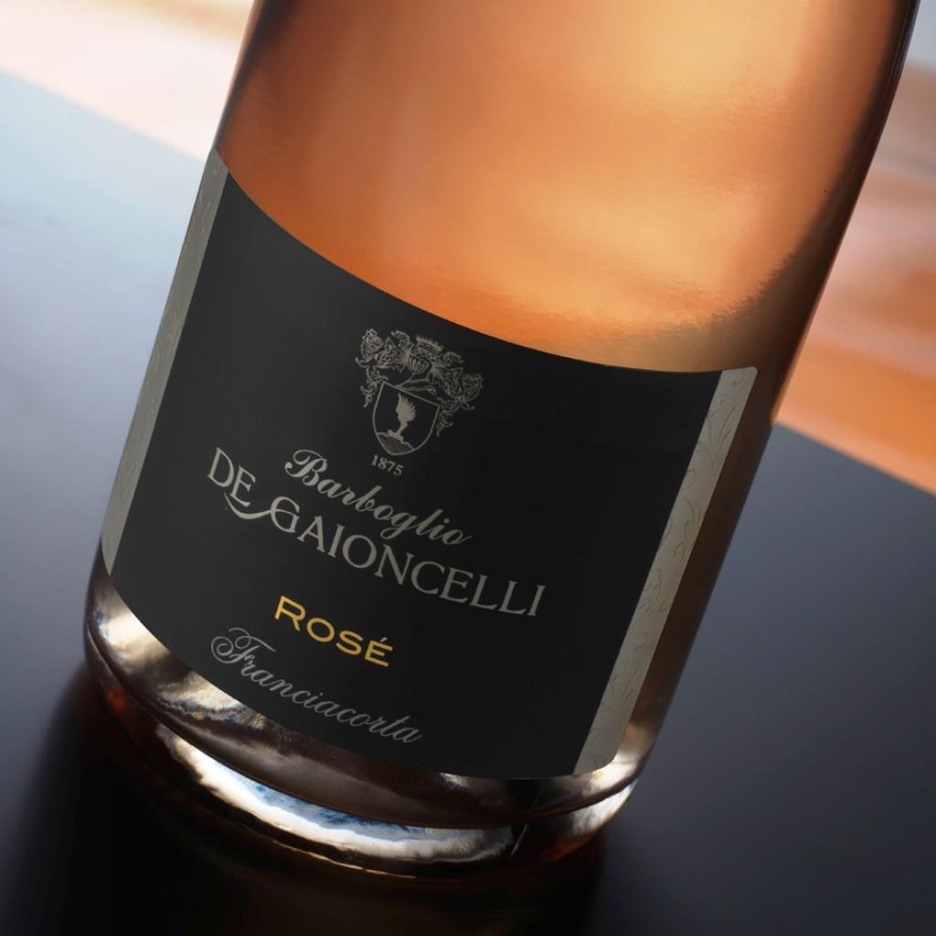 DOCG Franciacorta Rosé - Barboglio de' Gaioncelli 2007