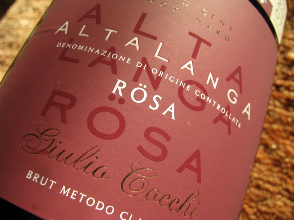 Alta Langa Rösa 2007 - Giulio Cocchi