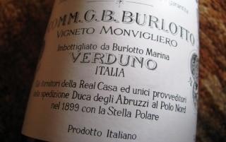 DOCG Barolo Monvigliero - Comm. G.B....