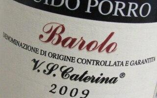 DOCG Barolo Vigna S. Caterina - Guido Porro...