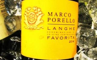 DOC Langhe Favorita - Marco Porello 2014