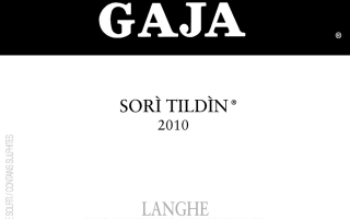 DOC Langhe Nebbiolo Sorì Tildìn – Gaja 2010
