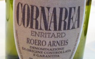 DOCG Roero Arneis Enritard - Cornarea 2011